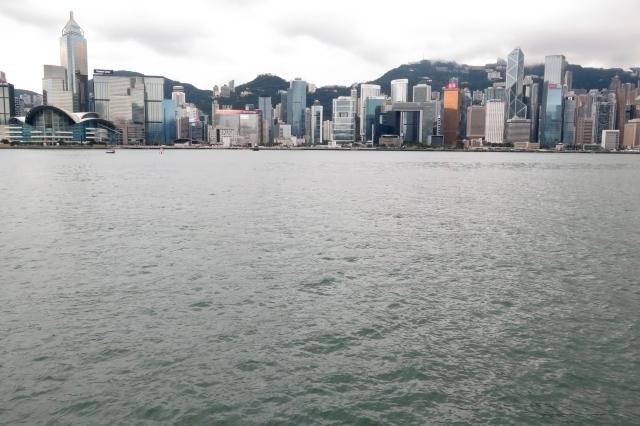 小斎直也と香港